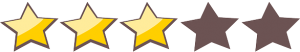 Rated 3 Stars by Rock Solid Info
