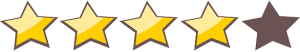 Rated 4 Stars by Rock Solid Info