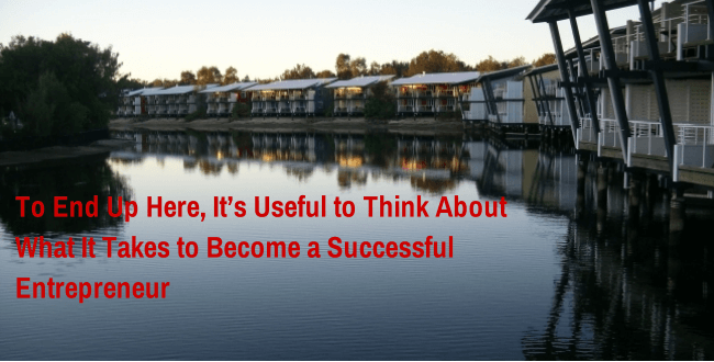 Successful Entrepreneurs New Zealand Resort
