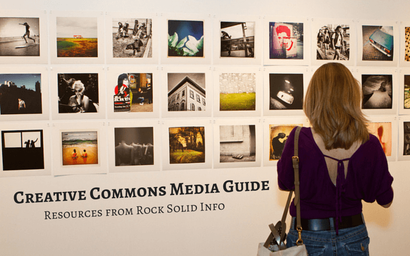 Creative Commons Media Guide